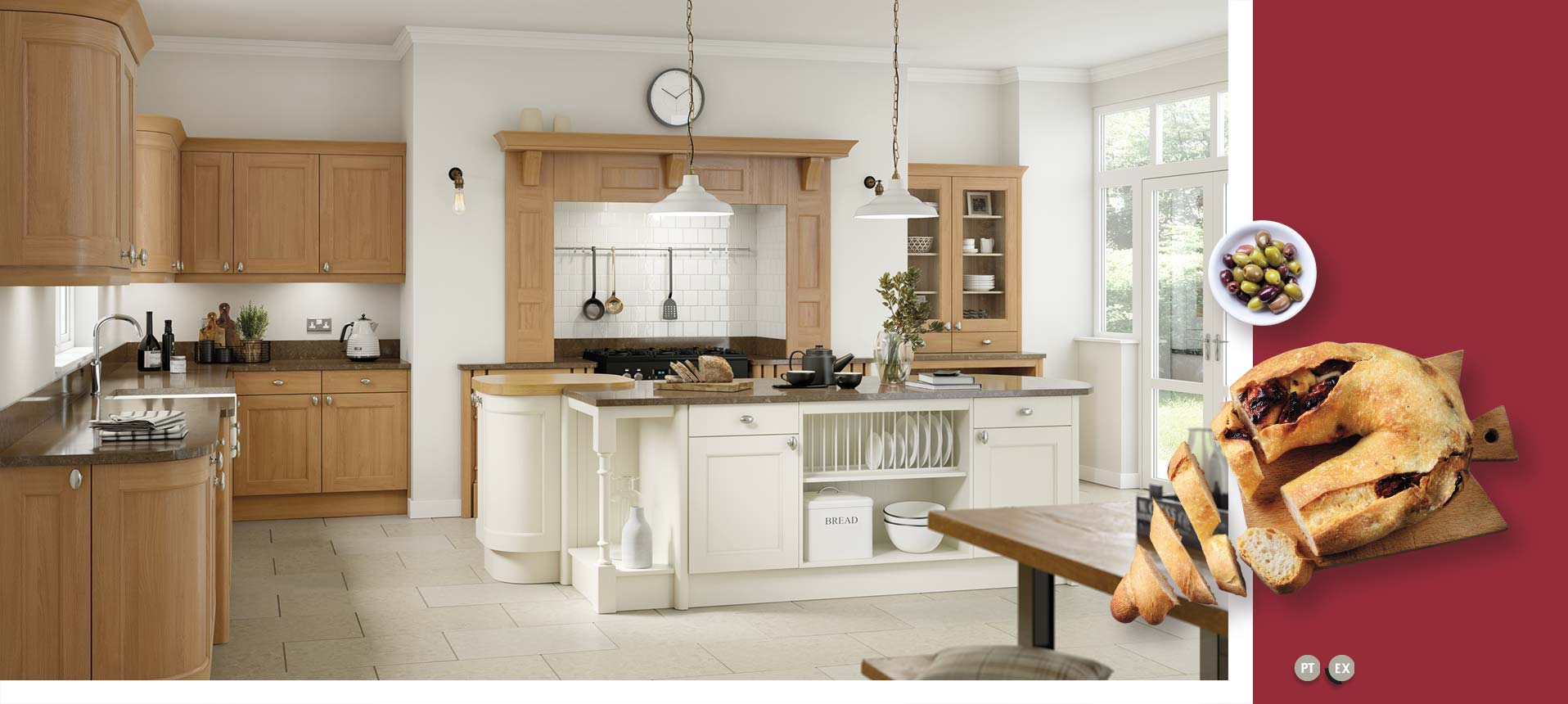 Windsor Oak Kitchens On Trend Kitchen Collection