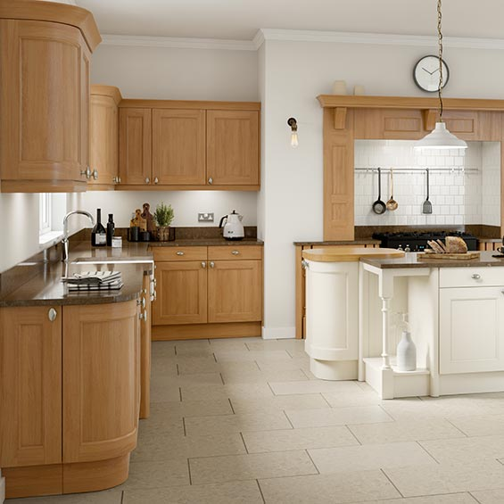 Windsor Oak Woodendoors On Trend Collection