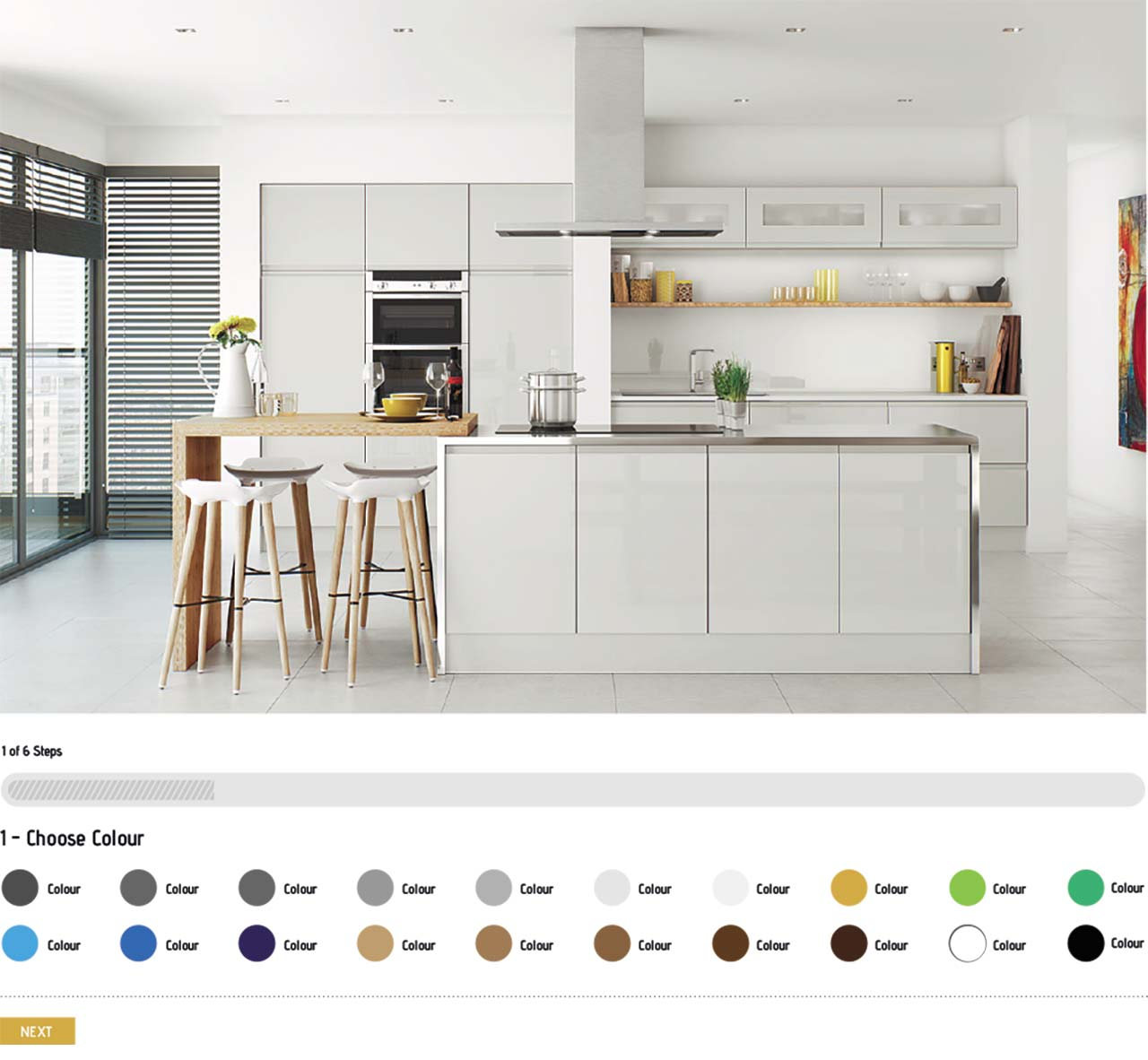 Configurator On Trend Collection