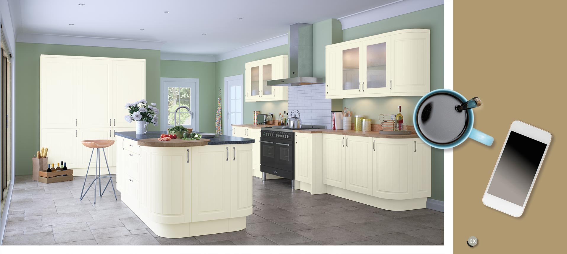 Boston Classic Matt Kitchens On Trend Kitchen Collection