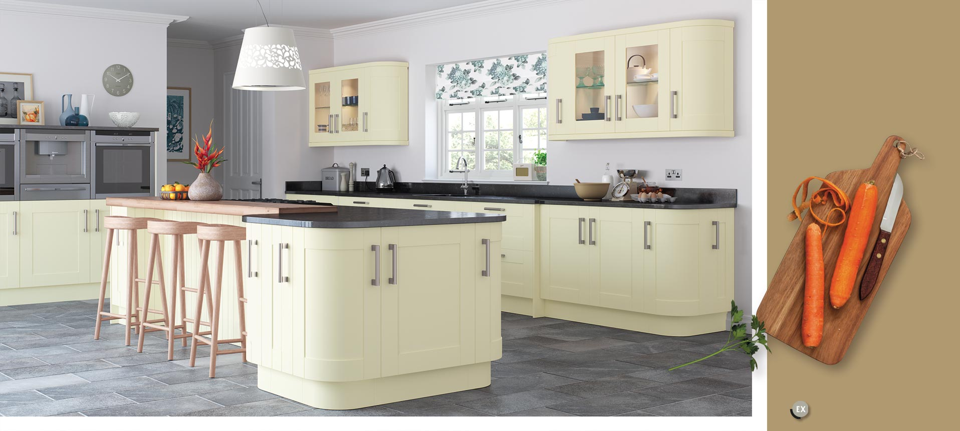 Portland Shaker Style Matt Kitchens On Trend Kitchen