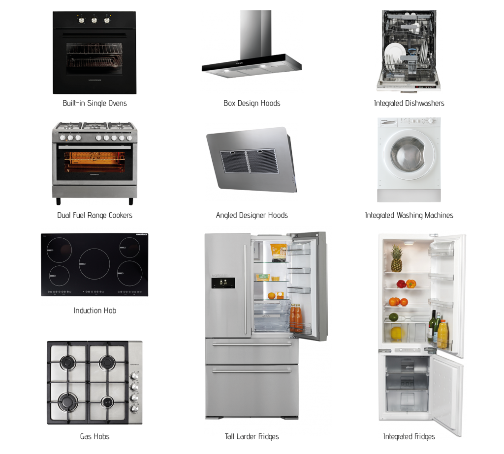 Appliances On Trend Kitchen Collection