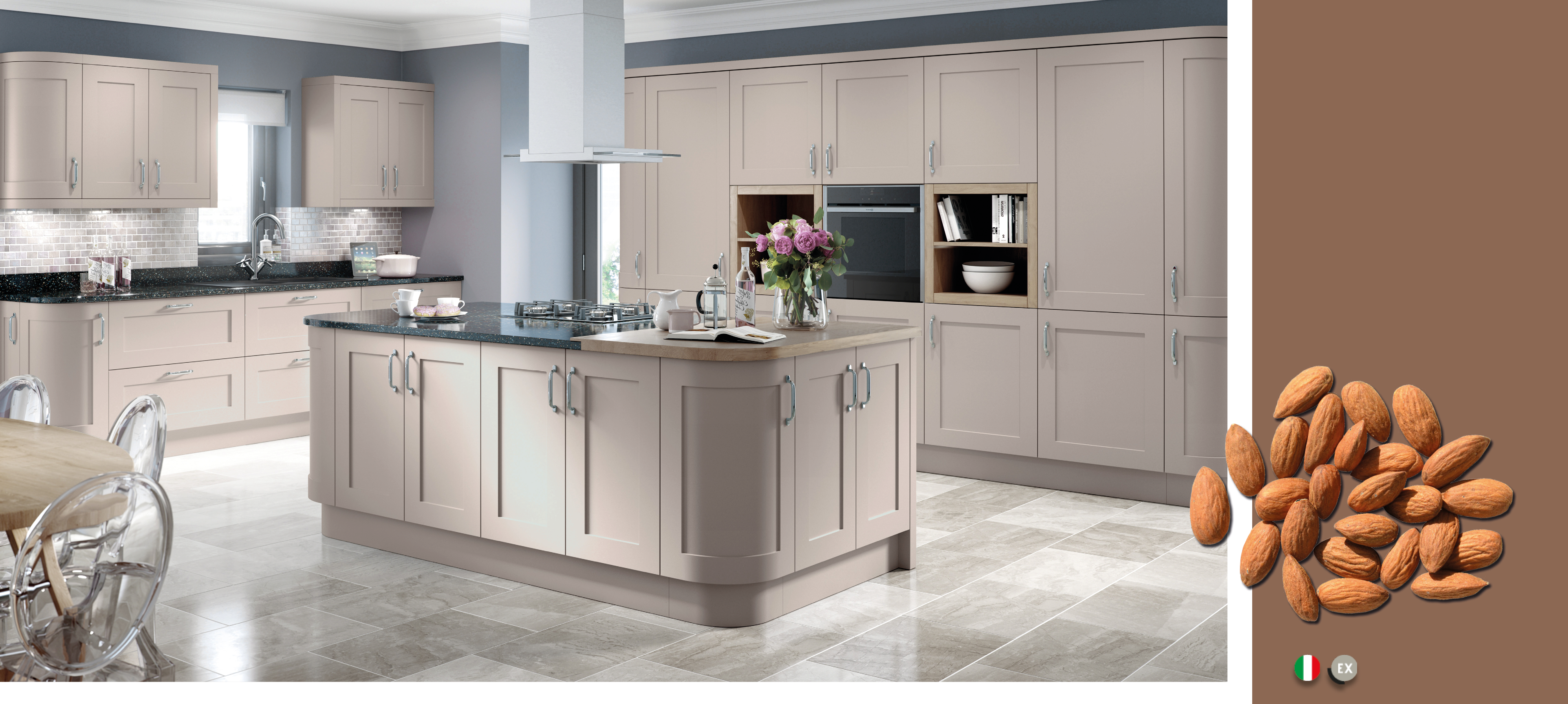 Oxford Cashmere Kitchens On Trend Kitchen Collection